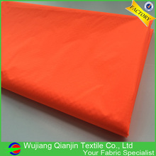 High quality cheap orange color coated ripstop kite fabric