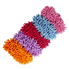 2PCS Dust Mop Slipper Lazy Quick House Floor Polishing Cleaning Foot Shoe New