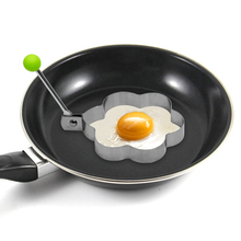 Egg Pancake Rings Fried Omelette Mold Cake Baking Pastry Fondant Kitchen Gadgets Bakeware Tools Accessories Supplies product