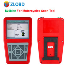 ZOLIZDA iQ4bike For Motorcycles Scan Tool iQ4bike professional Universal Scan Tool iQ4bike Read/clear fault code iQ4-bike