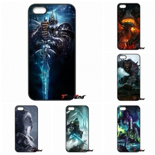 For Xiaomi Redmi Note 2 3 3S 4 Pro Mi4i Mi4C Mi5S Mi MAX iPod Touch 4 5 6 World of Warcraft 2 WOW Fashion Protective Phone Case