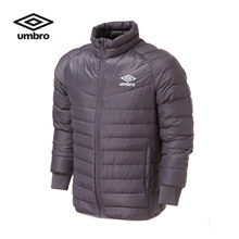 Umbro New Winter Men Eiderdown Leisure Sports Life Warm Comfort Short Down Jacket Sport Coats Sportswear UCB64001(China)