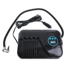 12V 250psi Digital Air Compressor Portable Car Van Inflator Pump Auto Cut Off Drop shipping(China)