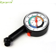 High Quality  New Auto Motor Car Truck Bike Tyre Tire Air Pressure Gauge Dial Meter Vehicle Tester