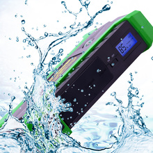 800A Peak Current Waterproof Car Jump Starter 18000mAh Phone Power Bank Auto Lighter Battery Portable Pack Booster Device
