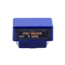 Super Mini ELM327 WIFI OBDII Car Auto Diagnostic Scan Tool For iOS/Android iPhone iPad MINI WIFI ELM 327(China)