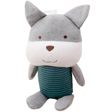 30~45cm Toys Children Christmas Plush Pillow Doll Kids Stuffed Cushion Casual Gifts Boys Soft Bear aminal toy for Girls Stuffed(China)