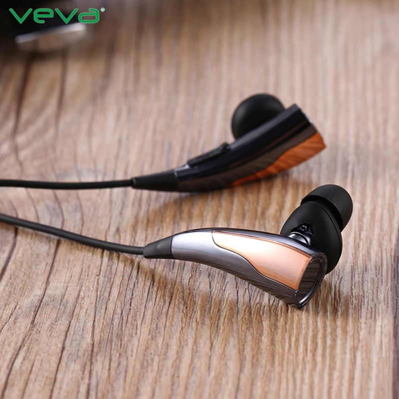 VEVA K9 Sports Earphones Bluetooth 4.1 Wireless Earbuds with Microphone + NFC + Multi-link + English Voice Earphones For Phones<br><br>Aliexpress