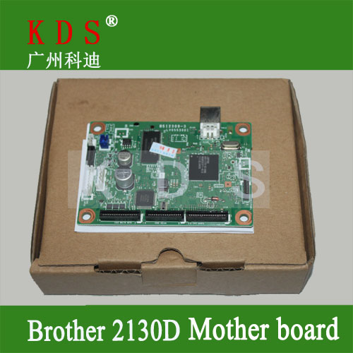 Original mother board for brother HL2130D formatter board for brother laser printer parts LV0727001 remove from new machine<br><br>Aliexpress