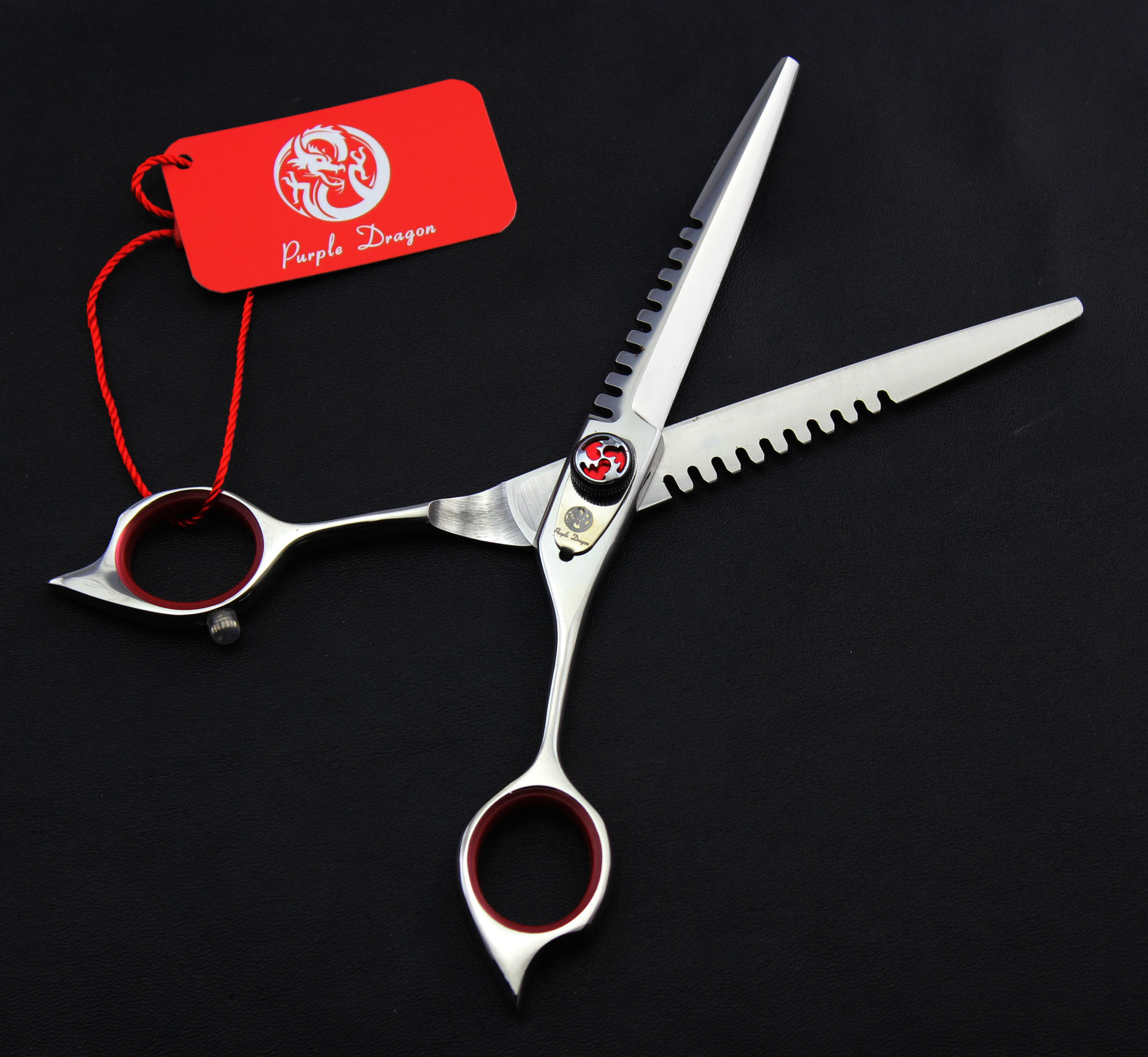 6 Inch Professional Hairdressing Scissors Hair Cutting Scissors Barber Shears<br>