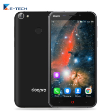 Doopro P2 Pro Qualcomm Quad Core 5200mAh Battery 5MP Android 6.0 Mobile Phone 2GB RAM 16GB ROM Unlock 4G Fingerprint Smartphone