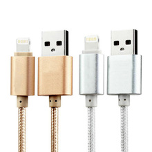 GOLF 2.1A Ultra Long Speed USB Data Sync Charge Cable For iPhone 5 5S 6 Plus 6S iPad4 5 mini Air 2 Cell Phone Charging Cord