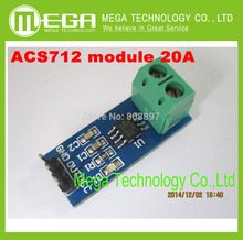 NEW 20A Hall Current Sensor Module ACS712 model 20A In stock high quality
