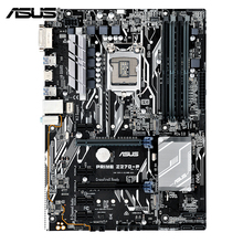 ASUS PRIME Z270-P Motherboard ATX 4*DIMM Intel Z270 LGA1151 Desktop Gaming PC Mainboard SATA M.2 Original For Esports I7(China)