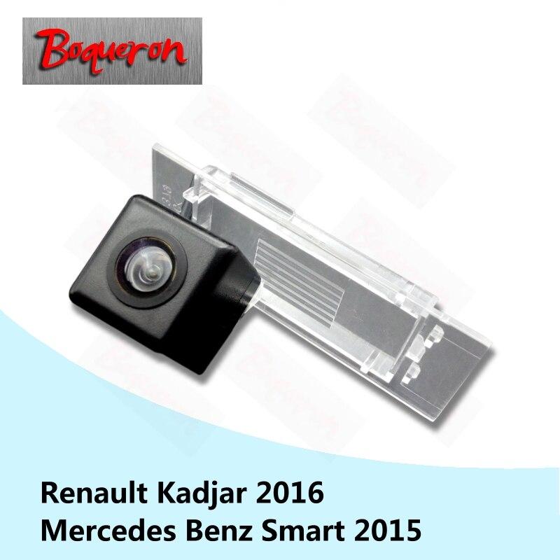 Renault Kadjar 2016 Mercedes Benz Smart 2015 SONY Waterproof HD CCD Car Camera Reversing Reverse rear view camera