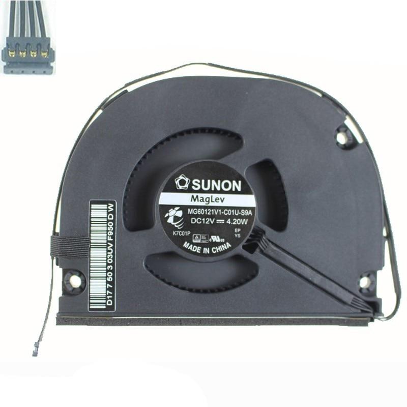 "Apple Macbook AIR 13/""A1304 2008 2009 Cooling Fan GC057514VH-A MG50060V1-Q000-S99"