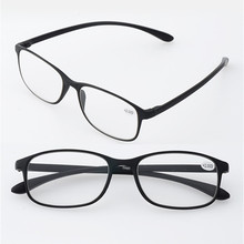 Ultra-light material glasses spectacles Reading Glasses Women Read Antifatigue Eyeglasses TR90 Reading Glasses
