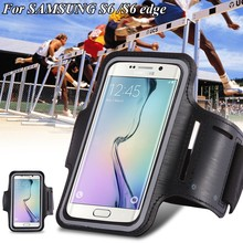 VOXLINK For Samsung Galaxy s3 S4 S5 S6 S6 EDGE 4.2-5 inch Sport Running Armband Bag Cases Waterproof Arm band Phone Cases Cover(China)