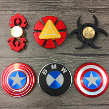 Buy 4 Colors EDC Fidget Spinner UFO Tri-spinner Zinc Hand Spinner Aluminum Alloy Fidget Toy Anxiety Stress Adults Kid Metal Spinner for $7.70 in AliExpress store