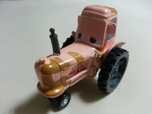Pixar Cars Tractor Metal Diecast Toy Car 1:55 Loose Brand New In Stock & Free Shipping