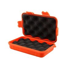 1PC Waterproof Shockproof Airtight Survival Case Outdoor Container Storage Easy Carry Box(China)