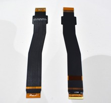 2pcs/lot Original LCD Flex Cable Ribbon Screen Connector Mainboard Flex Cable for Samsung GALAXY Tab 3 10.1 P5200 P5210 T530(China)