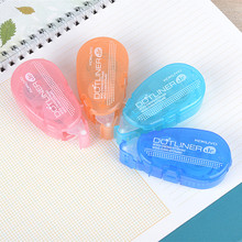 Kawaii Cute Correction Tape Pens Blue Green Korea Kids School Office Supplies(China)
