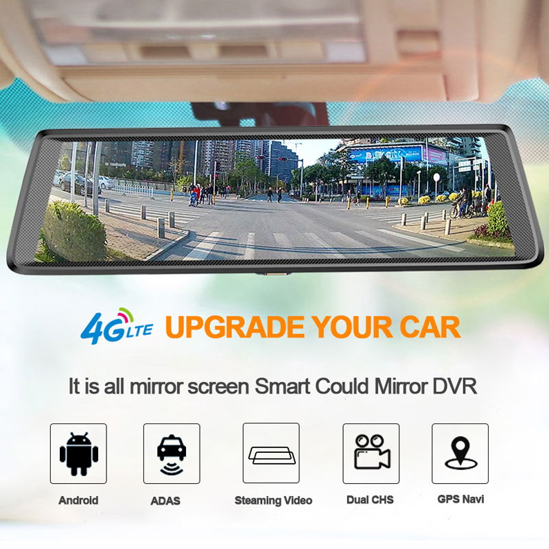 Phisung-E05-10-IPS-4G-car-dvrs-Android-mirror-with-rear-view-camera-ADAS-Bluetooth-WIFI