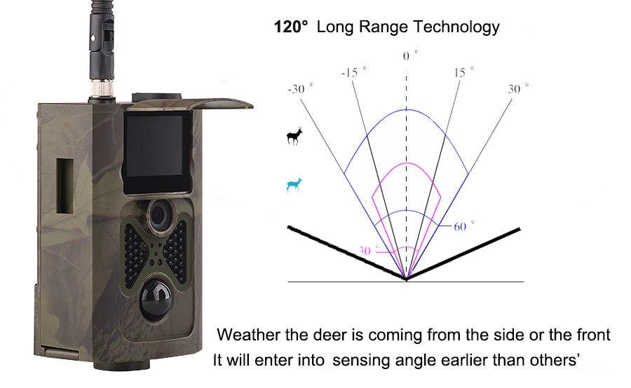 4g hunting camera