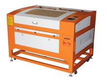 80W laser tube co2 laser cutter LY 6090 laser engraving machine