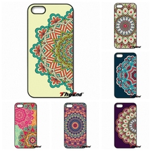 For HTC One M7 M8 M9 A9 Desire 626 816 820 830 Google Pixel XL One plus X 2 3 Awesome Floral Paisley Flower Mandala Phone Case(China)
