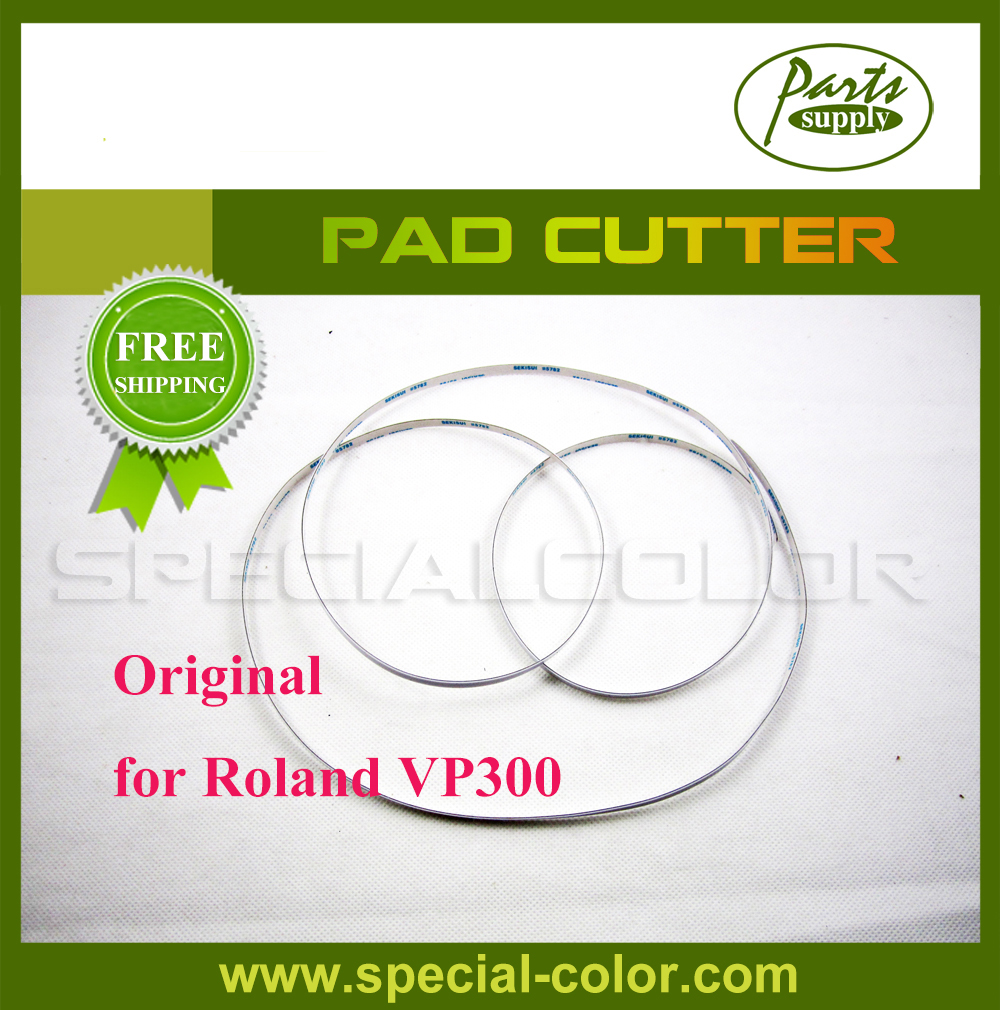 Pad cutter for roland VP300 printer<br>