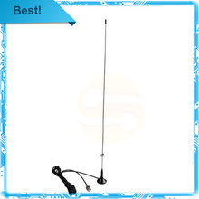 2PCS/LOT Free shipping dual band mobile Antenna for NAGOYA UT-108UV BNC antenna for walkie talkie