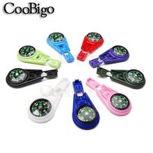 For 2mm Paracord Rope Colorful Zipper Pull Compass Cord Ends Tatical Moll Backpack Survival Camp Travel Kits(China)