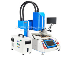 LY 1001 automatic iphone ic remove router, cnc milling machine for iPhone Main Board Repair