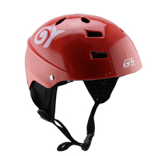 Red kayak helmet four sizes surfing & waveboard helmet,use for water sport