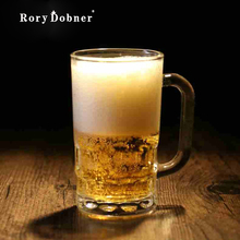 Beer Glass Creative Home Glass Cup Small Fine Brewing Beer Cup Valentine Beer Mug Glass Mugs Glass Pint Small Brewed Beer G406