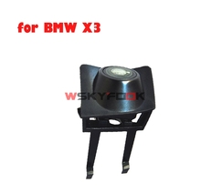 NIght Vision 600L CCD HD Car Front Logo Camera For 2013 BMW X1 X3 2012 3 2014 5 7 Series Positive Image Camera Parking Kit