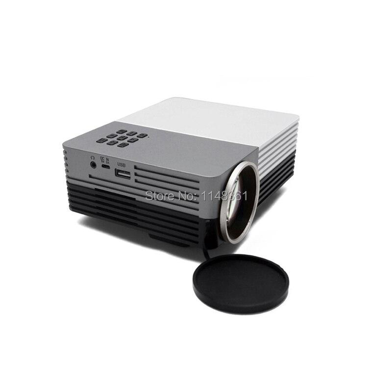 2016 New Mini Smart Portable Projector HDMI VGA SD USB AV<br><br>Aliexpress