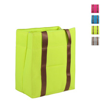 Portable Insulated Thermal Cooler Lunch Box Carry Tote Picnic Case cool Bag(China)