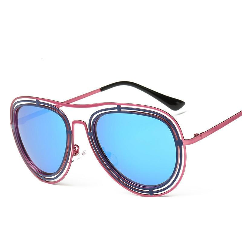 2017 Newest Brand Butterfly Alloy frame Polarized Sunglasses Women  Specialties Polaroid lens Sun Glasses Oculos UV400 TG118<br><br>Aliexpress