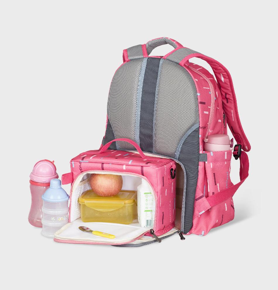 SUNVENO حقيبة مستلزمات الطفل 2