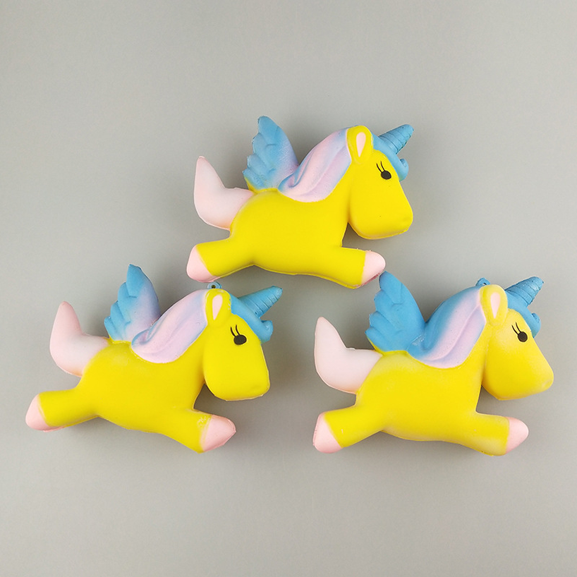 Pegasus Warm Color Change Squishy Toy 3