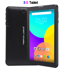 New 7 Inch Leather holeter 3G Phone Call Android Tablets Pc WiFi  Bluetooth FM Quad core 2 SIM Card Nice Design 7 9 10 tablet