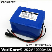 24V 10Ah 6S5P 18650 Battery li-ion battery 25.2v 10000mAh Electric bicycle moped /Electric/lithium ion battery pack