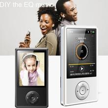 Latest Original X11 MP3 Player 8GB 2.4 Inch Screen play 60h Mp3 Music Player hifi music player FM video support SD card 64GB
