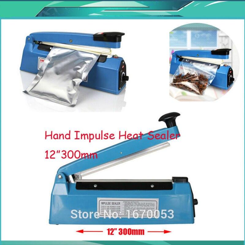 Good quality new 2017 hand Impulse Sealer Sealing Heat Sealing Machine Heat Sealing Plastic Bag Closer Sealer<br><br>Aliexpress