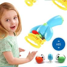 Toys For Children Summer Funny Magic Bubble Blower Machine Bubble Maker Mini Fan Kids Outdoor Interesting Funny Toys(China)
