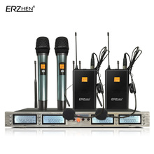 Wireless microphone, 3000GT1 professional, optional frequency UHF KTV special session, turn head to wear microphone system(China)