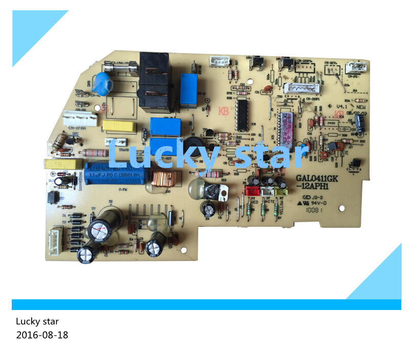 95% new &amp; original forair conditioning Computer board control board GAL0411GK-12APH1 good working<br><br>Aliexpress